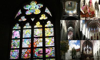 's Hertogenbosch - St. Janskathedraal weergegeven